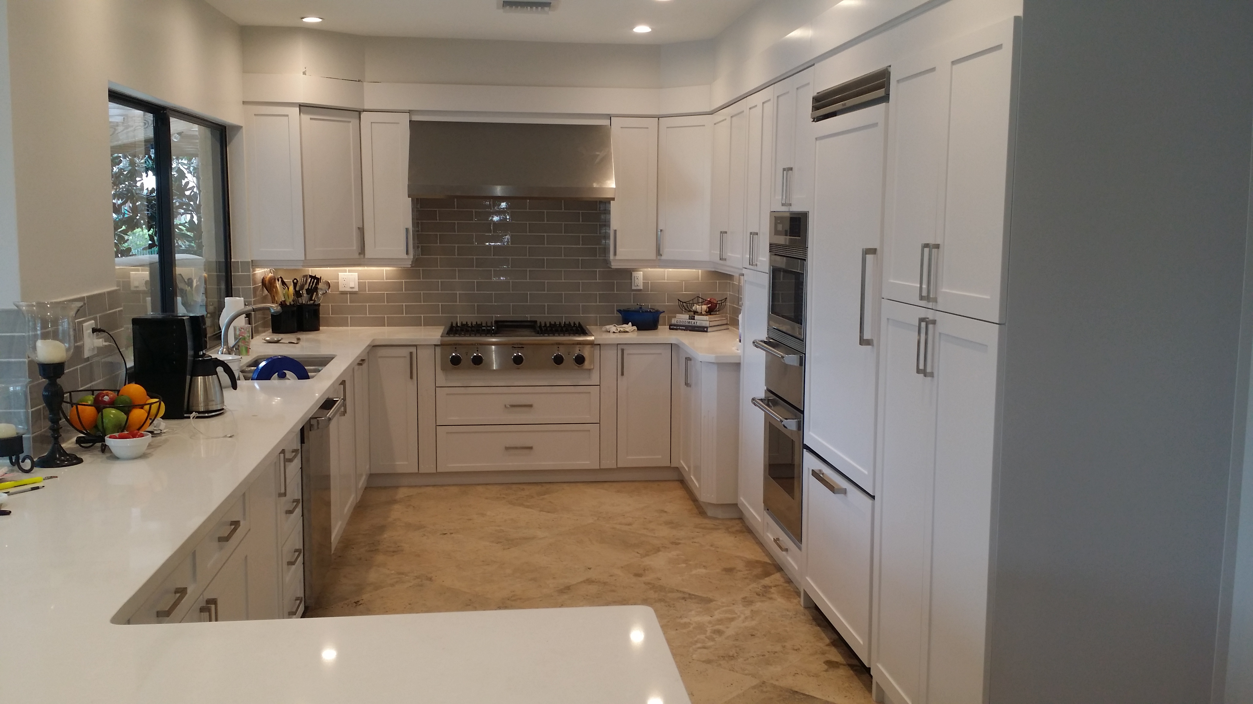 Kitchen cabinets gallery new style kitchen cabinets corp for Kitchen cabinets miami