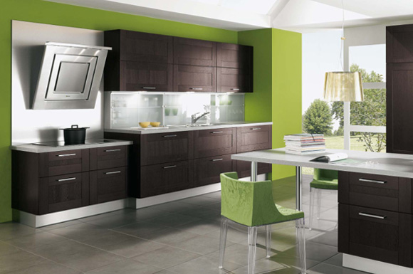 Espresso Custom Kitchen Cabinet Design U0026 Installation New Style Kitchen  Cabinets Miami Florida USA