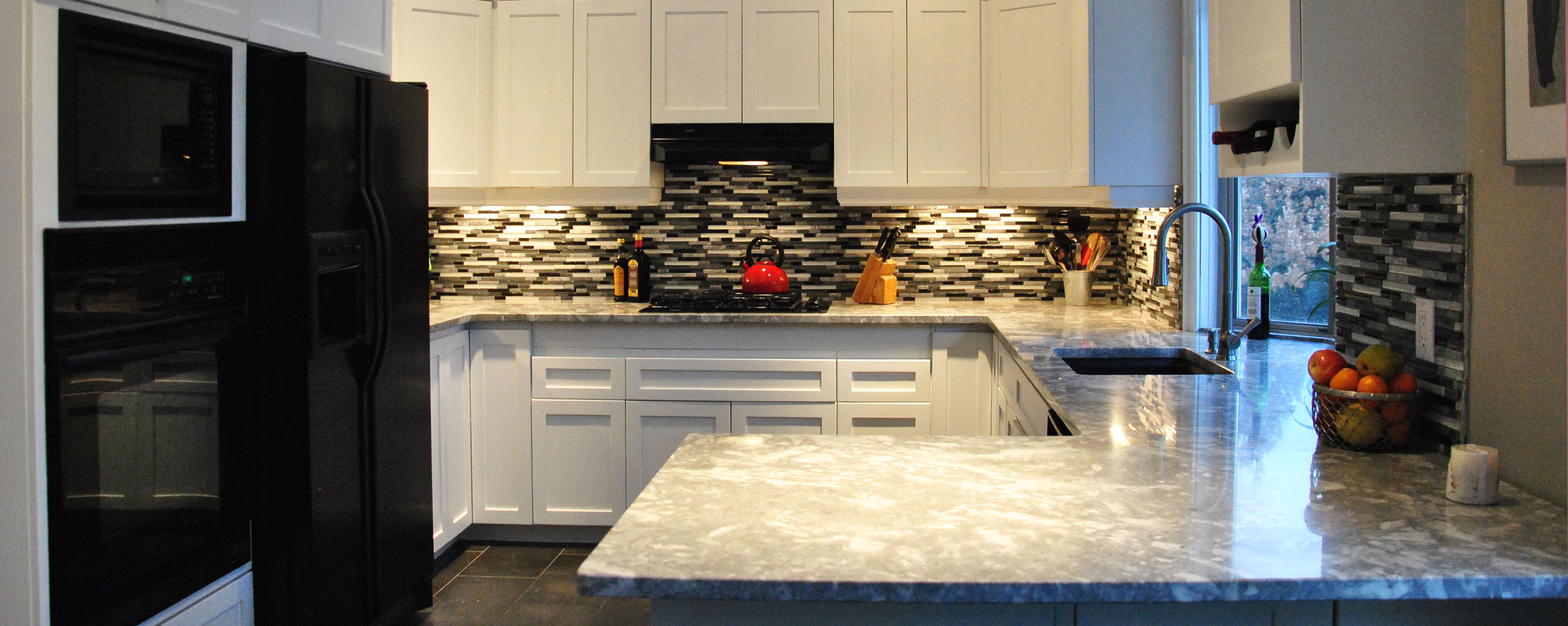 Counter Top Gallery | New Style Kitchen Cabinets corp.