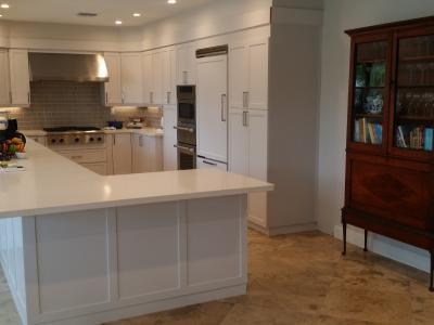 Before White Modern Custom Kitchen Cabinet Design U0026 Installation New Style Kitchen  Cabinets Miami Florida USA