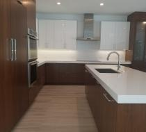 Custom Kitchen Flat Modern Style - Fort Lauderdale