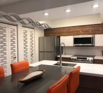Custom Kitchen Cabinet European Style - Miami Lakes